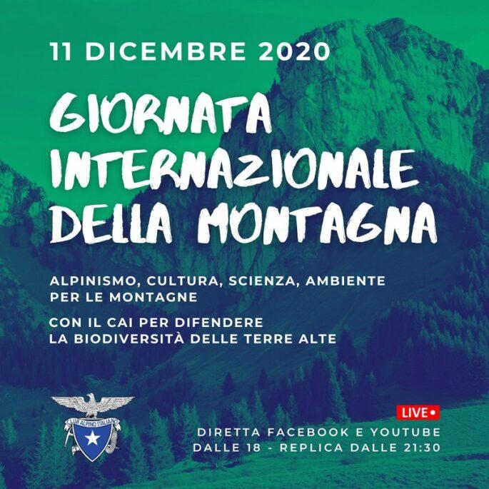 giornata internazionale della montagna, cai, biodiversità, terre alte