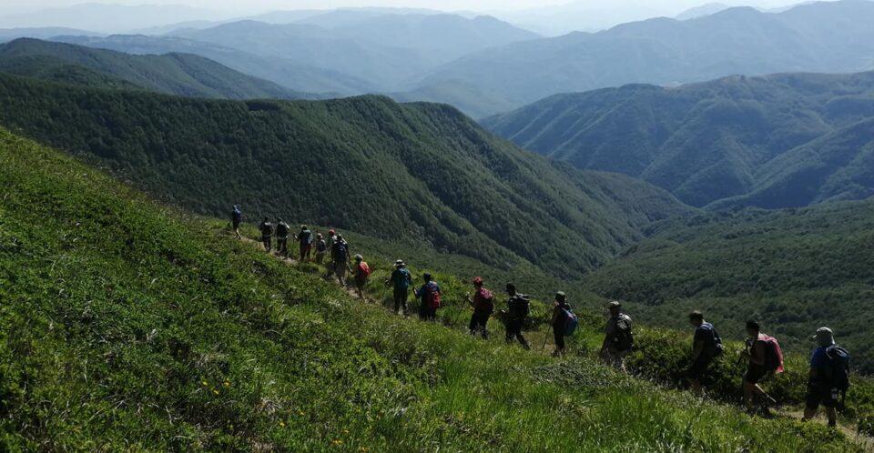 SICAI si racconta: che differenza c'è fra trekking, cammino e hiking?