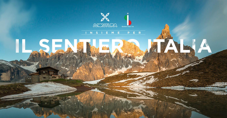 Montura e Sentiero Italia: insieme per un turismo più sostenibile