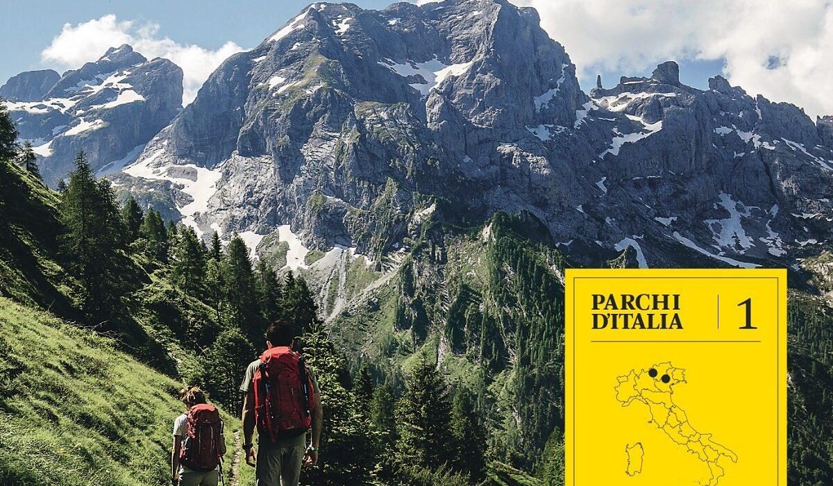 """""""Parchi d'Italia"""", in edicola la nuova collana sui 25 parchi nazionali italiani"""