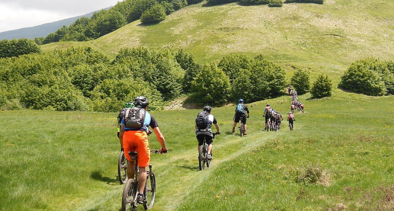 Il Sentiero Italia CAI in mountain bike: pronte le prime 119 tappe