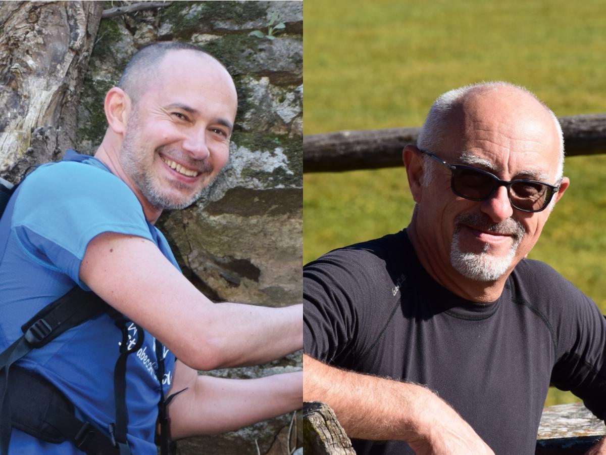In Trentino-Alto Adige con Denis Perilli e Lorenzo Comunian: vol. 11 delle Nuove Guide Sentiero Italia CAI