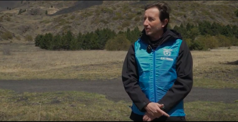 """""""Linea 7000"""", intervista al presidente del Parco dell'Etna"""