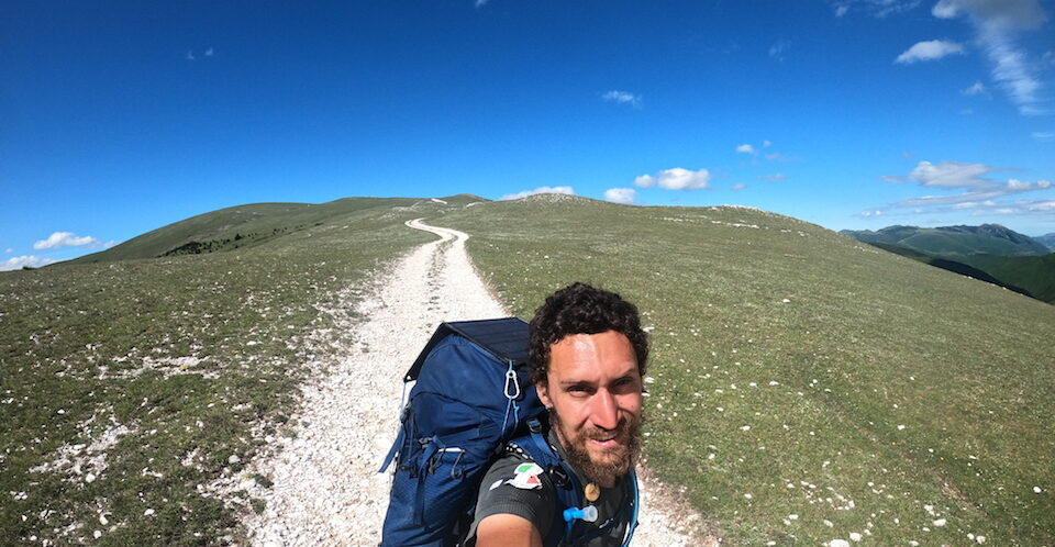 """In Solitaria 2021"" - Elia Origoni approda in Toscana e punta alla Liguria"