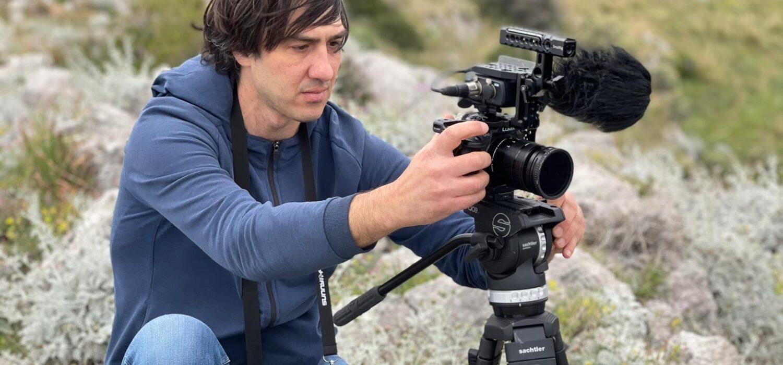 Intervista a Luca Bergamaschi, regista del film sul Sentiero Italia CAI