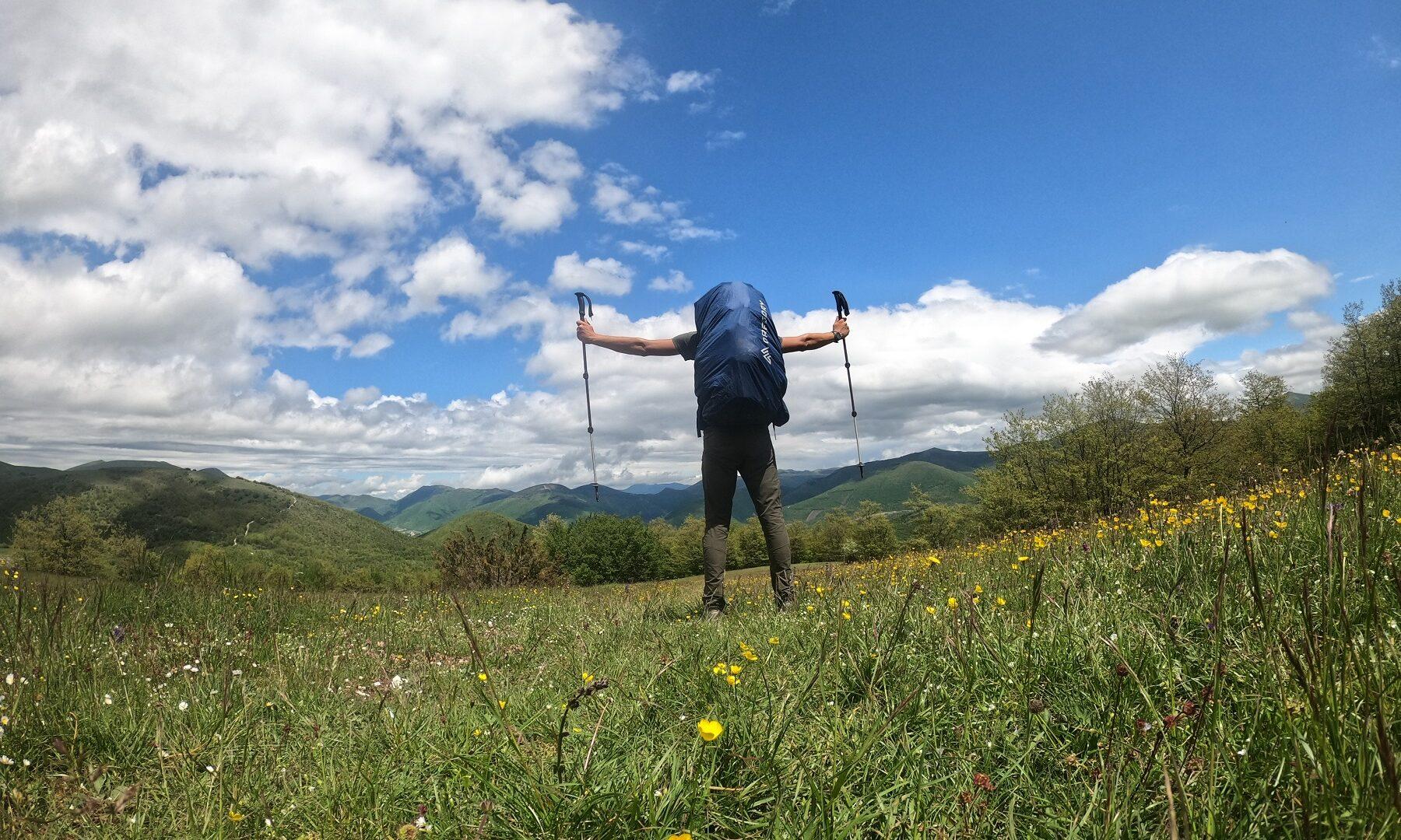 Elia Origoni, la riabilitazione e il viaggio sul Sentiero Italia CAI