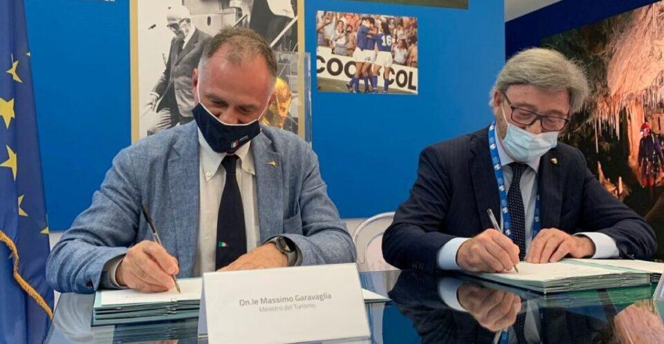 Ministero del Turismo e CAI, il Sentiero Italia CAI nel protocollo d'intesa