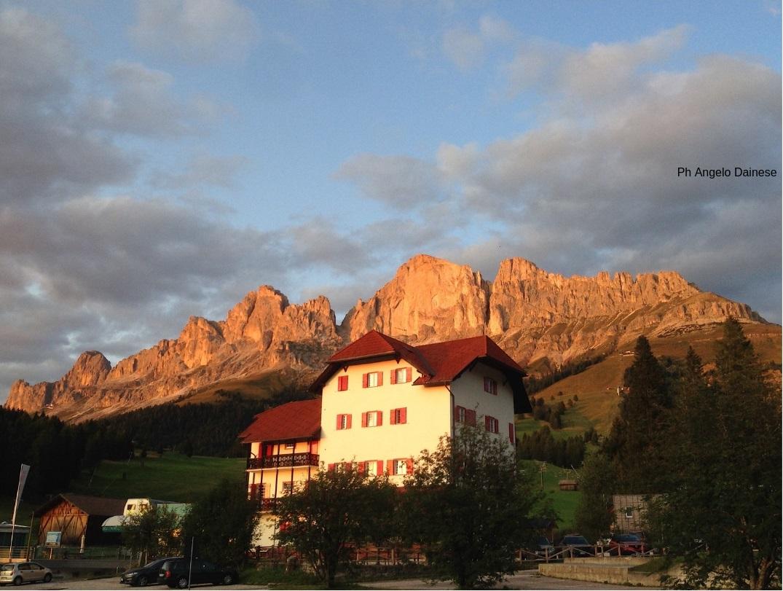 Villa San Pio X: una casa per ferie a pochi passi dal lago di Carezza