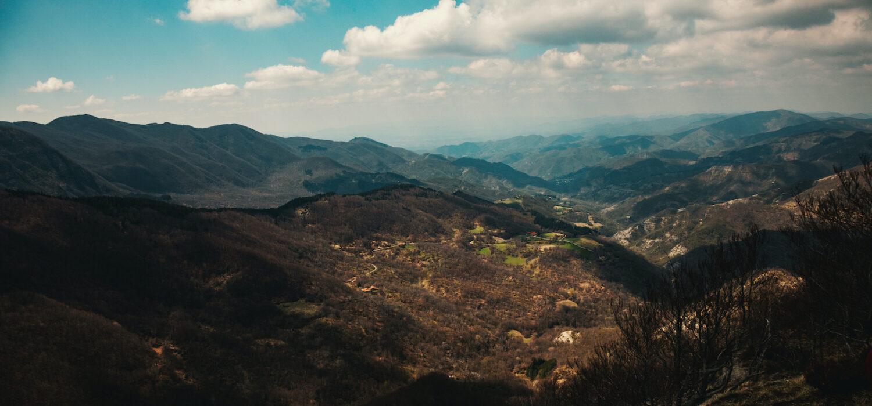 """""""Linea7000"""" nelle Foreste Casentinesi: le foto"""