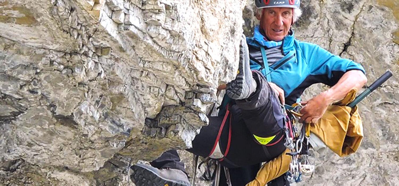 Montagna, turismo lento e sostenibilità: ne parliamo con la Guida Alpina Adriano Greco
