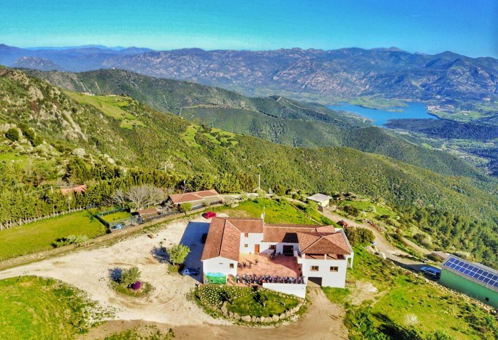 Agriturismo Sas Pretas Latas: escursionismo e prodotti km zero nell'entroterra della Sardegna