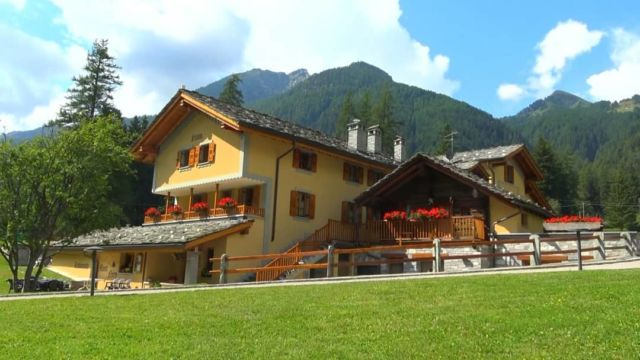 Villa Fridau, alla scoperta della cultura Walser a Gressoney-Saint-Jean