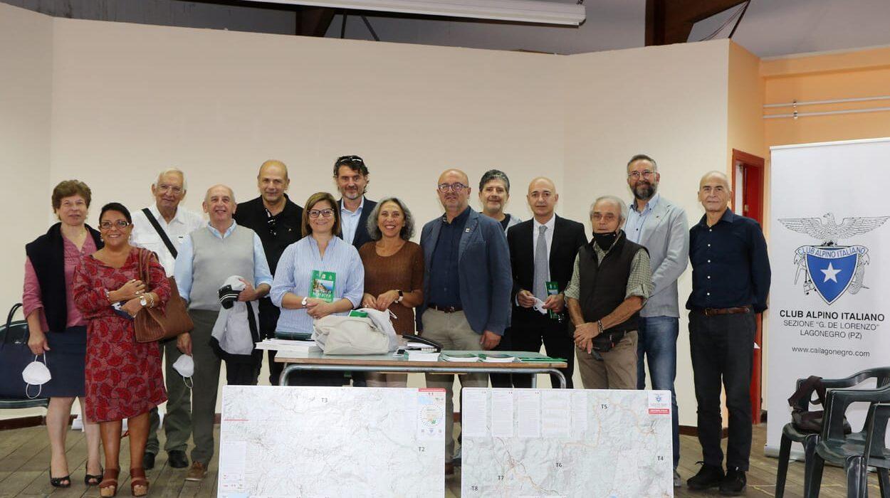 Rete escursionistica e Sentiero Italia CAI, l'incontro in Basilicata