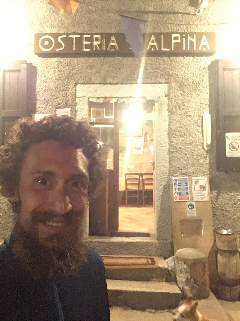 Osteria Alpina Codera (Foto Elia Origoni)