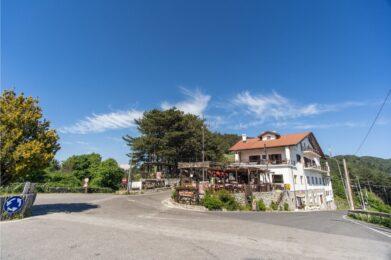 Hotel Sant'Angelo, il belvedere sul Monte Faito e la Penisola Sorrentina