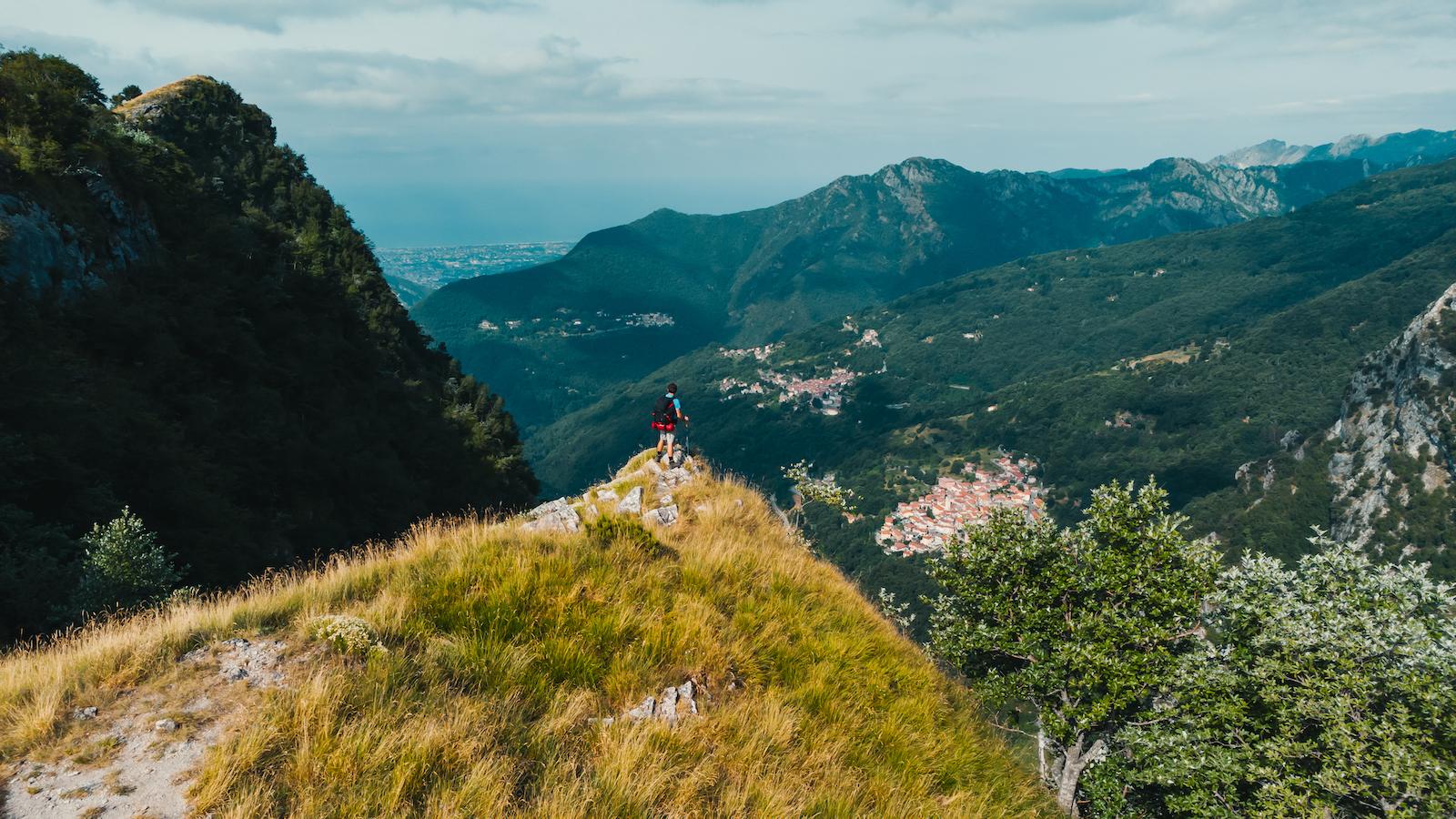 """""""Linea 7000"""" alla scoperta del Parco Regionale delle Alpi Apuane"""