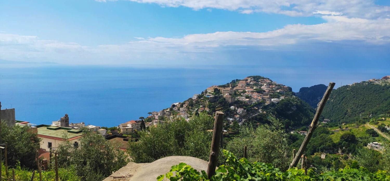 Grand Tour enogastronomico sul Sentiero Italia CAI: in Campania sui Monti Lattari